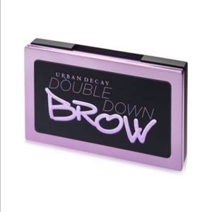 NWT Urban Decay Double Down Brow - Brown Sugar